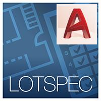 LotSpec for AutoCAD Architecture